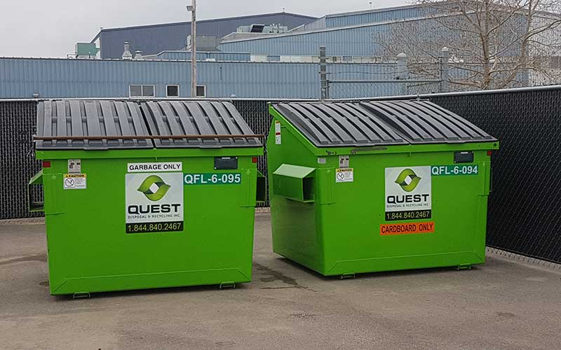 Quest Disposal And Recycling